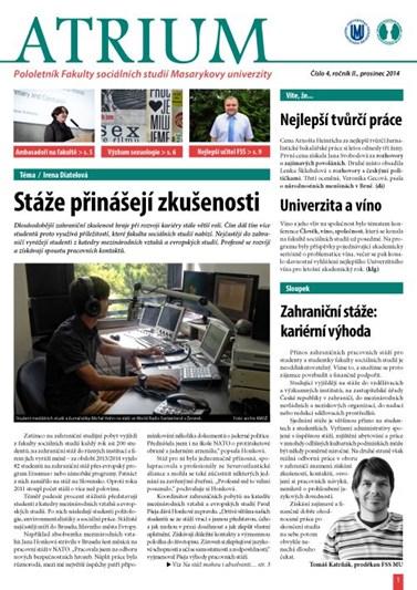 číslo 4 - podzim 2014