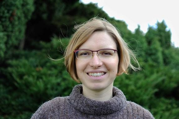 Zuzana Ringlerová působí na FSS druhým rokem a kromě výuky v angličtině se věnuje i výzkumu.   Foto: archiv Zuzany Ringlerové