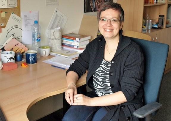 Pro Adélu Souralovou je výzkum velkou láskou. Foto: Kateřina Picková