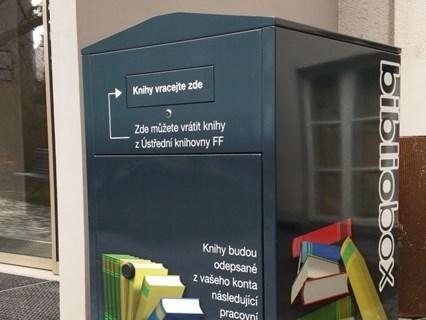 Bibliobox na FF MU