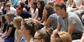 O magisterské studium na FSS mají zájem i absolventi jiných škol