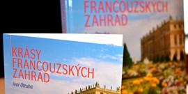 """Launching ceremony of the book """"Krásy francouzských zahrad"""""""