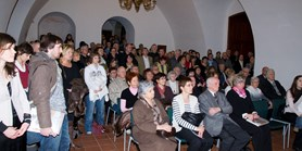 "Book launching ceremony of ""Bohdan Lacina"""