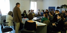 University journals editorial boards meetup