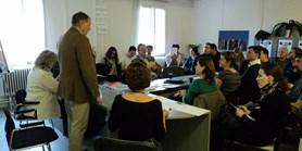 Setkání redakcí univerzitních časopisů