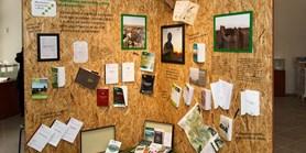 vernisáž výstavy NA NÁVŠTĚVĚ u nakladatelů brněnských univerzit