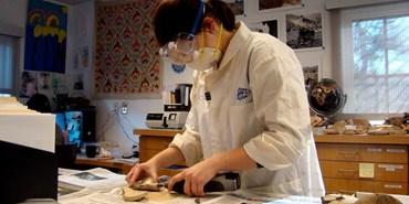 Archeologická stáž na Yale: Tisíciletí na dlani