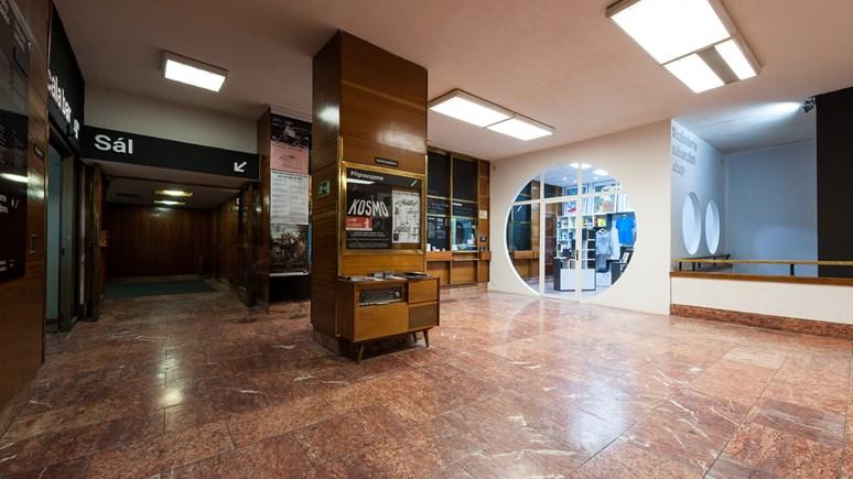 University Cinema Scala – foyer
