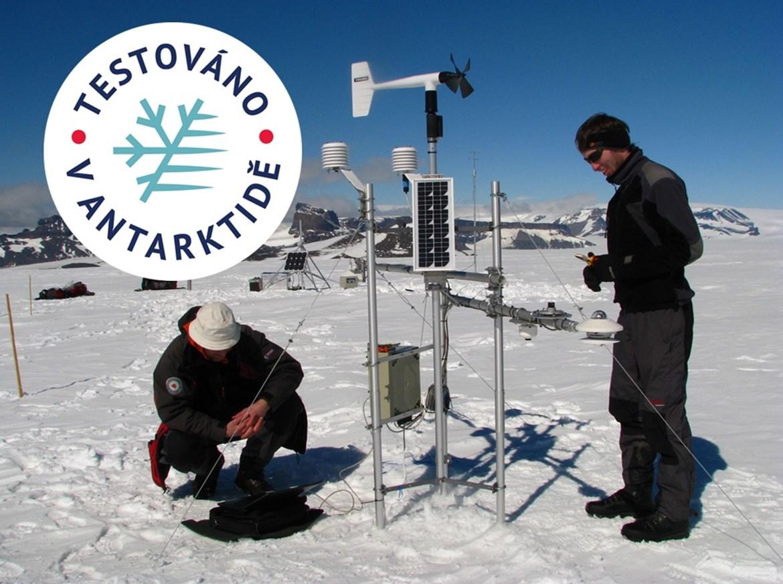 """Masarykova univerzita má zapsanou ochrannou známku """"Testováno v Antarktidě"""""""