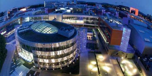 Masaryk University Campus