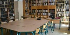 Knihovna bude otevřena od října 2021.