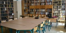 Knihovna zůstává zdůvodu rekonstrukce zavřena.