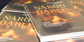 "Launching ceremony of the Czech edition of ""Nation of Devils"""