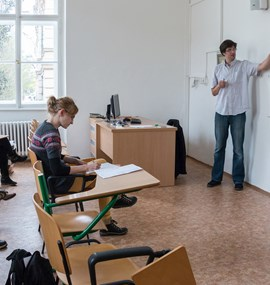 Učitelství českého jazyka a literatury pro SŠ
