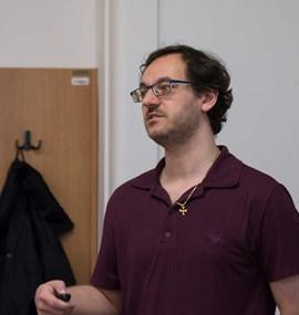 Přednáška PhDr. Petra Pořízky, Ph.D.
