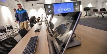 Masaryk University opens a training place for cyber-attacks