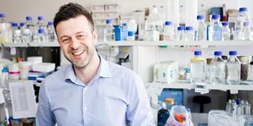 Richard Štefl uspěl v kategorii Consolidator Grants pro výzkumníky, kteří mají sedm až dvanáct let po doktorátu