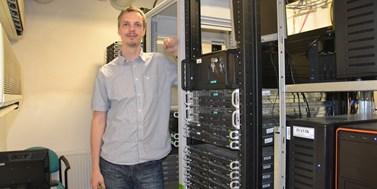 ELIXIR-CZ – biological data security