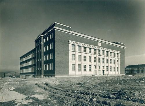 Právnická fakulta, rok 1933