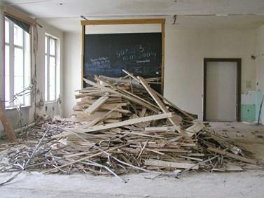 Rekonstrukce jedné z lékařských učeben. Foto: archiv FSS