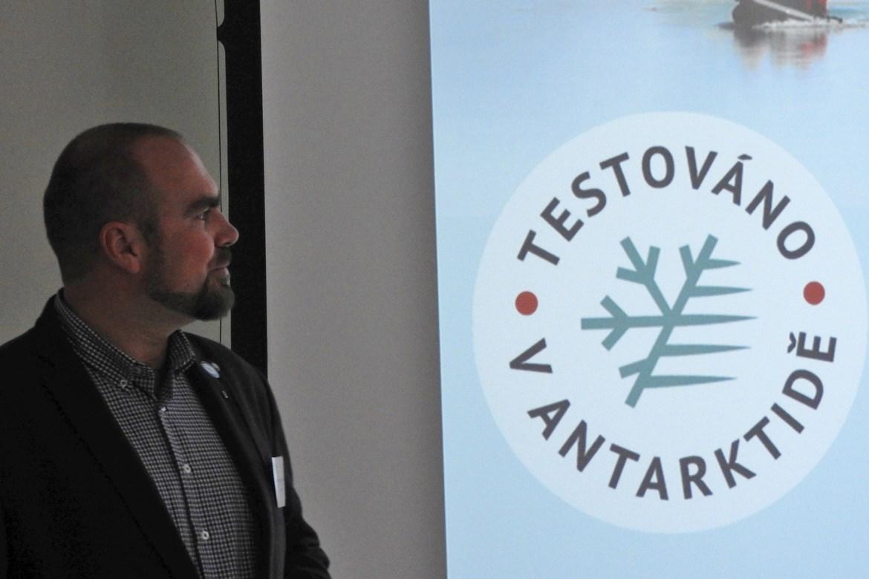 Dr. Pavel Kapler prezentuje novou ochrannou známku