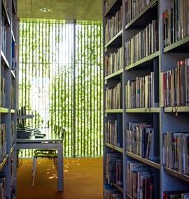 Kabinet knihovnictví FF MU