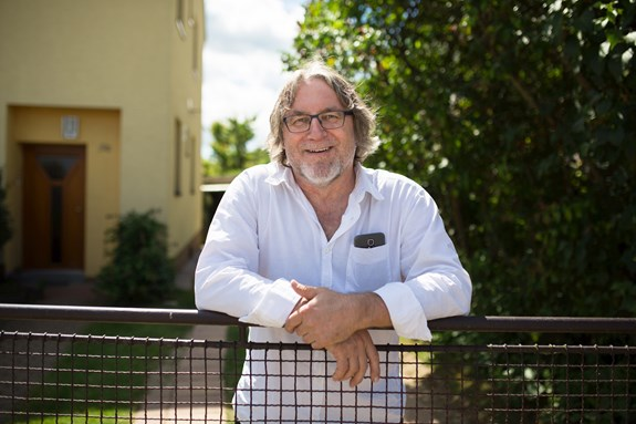 Profesor psychologie Petr Macek je na fakultě vedoucím Institutu výzkumu dětí, mládeže a rodiny. Foto: archiv Petra Macka