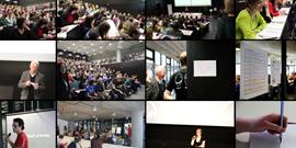 Posty a fotky z Knihovnického Barcampu