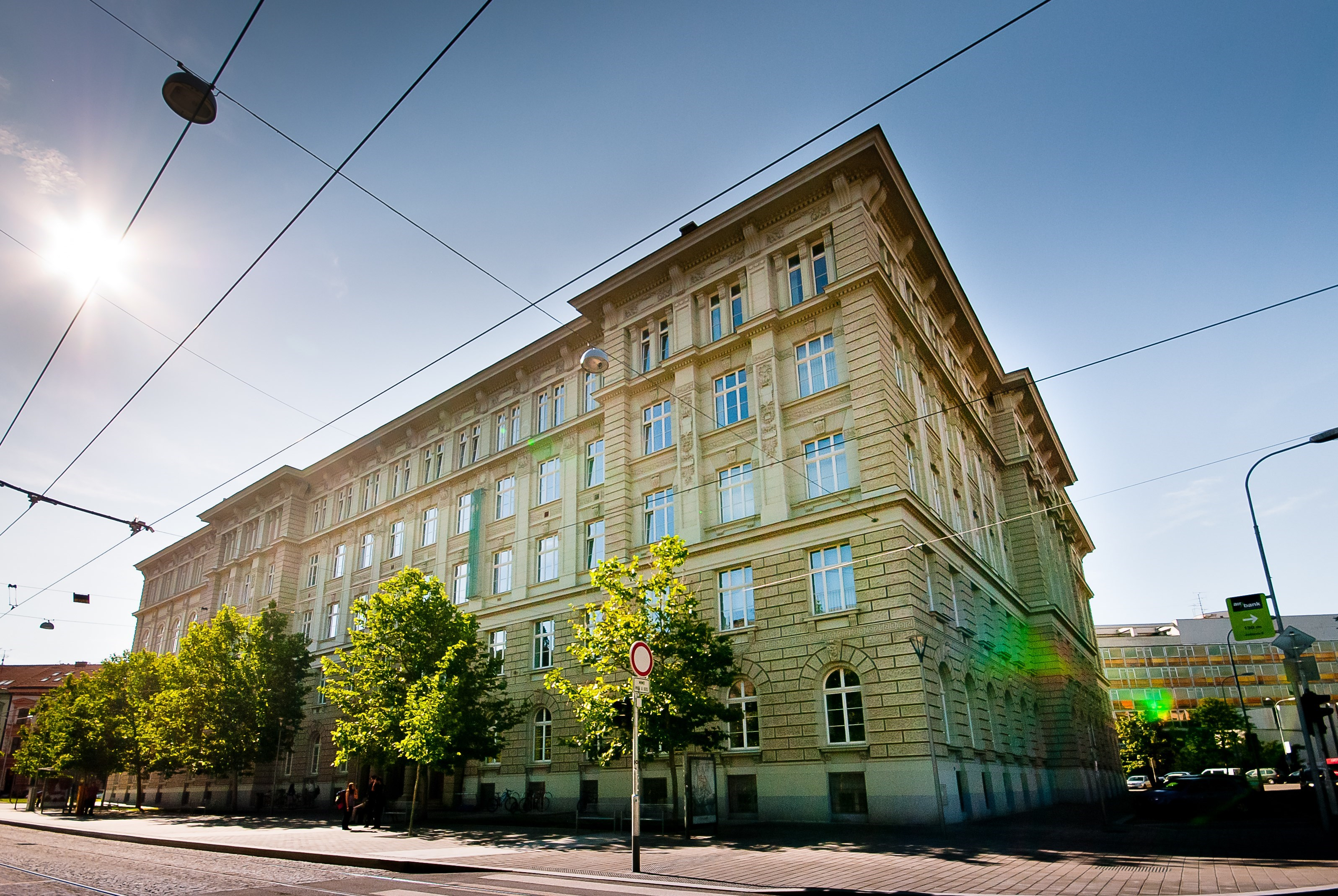 Conference venue: Faculty of Social Studies, Brno