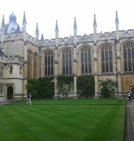 Cesta do Oxfordu a zase zpátky