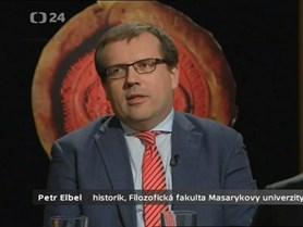 Petr Elbel na ČT