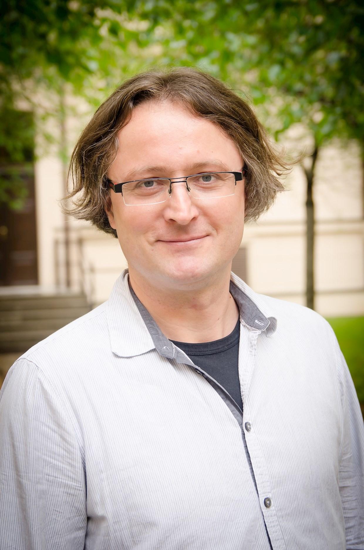Dušan Vávra, vedoucí Semináře čínských studií