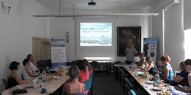 Možnosti testování v Antarktidě přilákaly firmy i univerzity