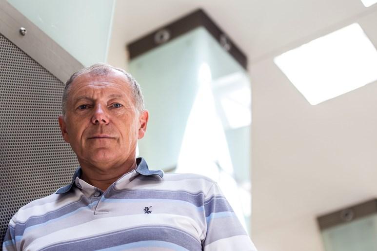 Profesor Rabušic se v univerzitním prostředí pohybuje celý život. FSS je pro něj vysněná fakulta. Foto: David Kohout