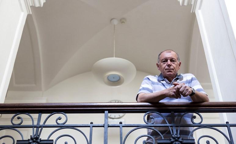Ladislav Rabušic byl třetím děkanem fakulty sociálních studií v letech 2004–2011. Foto: David Kohout