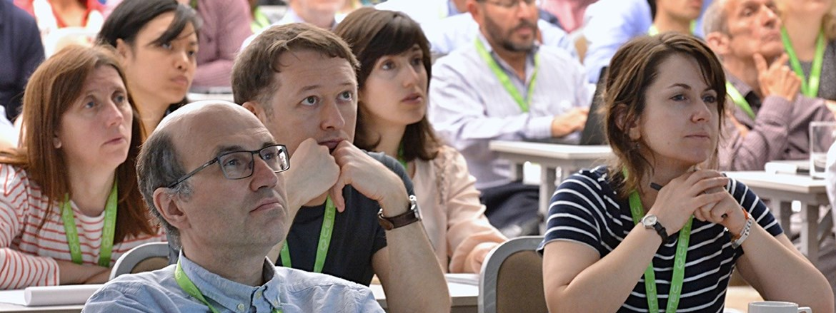 Take part in our lectures and seminars on Structural Biology