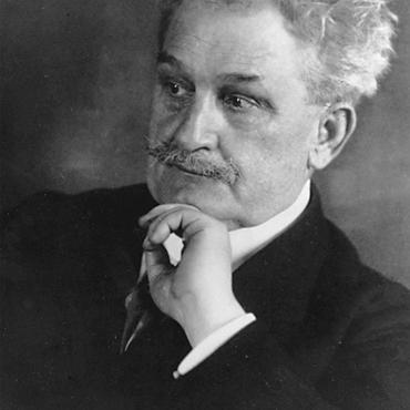 První čestný doktor Filozofické fakulty MU, hudební skladatel Leoš Janáček