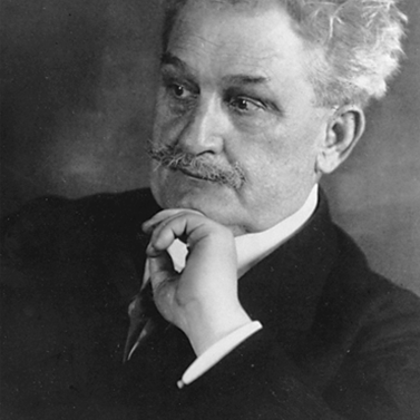 Music composer Leoš Janáček, the first honorary doctor of the Faculty of Arts