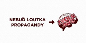 Nebuď loutka propagandy, hlásá projekt studentů Masarykovy univerzity