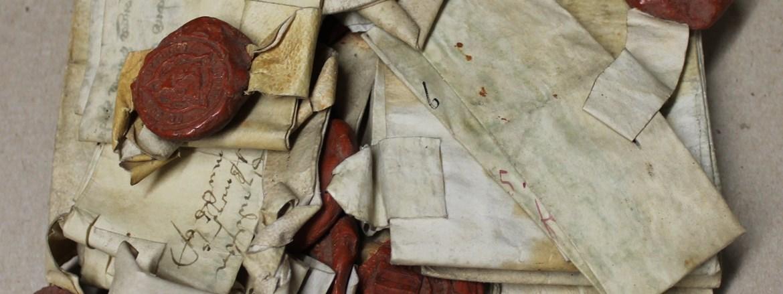 Odkrýváme tajemství listin českého středověku