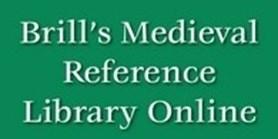 Elektronický zdroj Brill's Medieval Reference Library