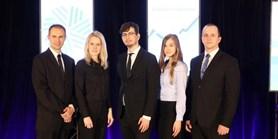 Mladí ekonomové z ESF slaví mezinárodní úspěch
