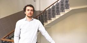 Cenu rektora pro mladé vědce získal doktorand ESF