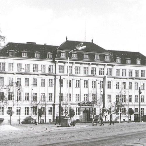 1960-1970 - fakulta v šedesátých létech 20. století