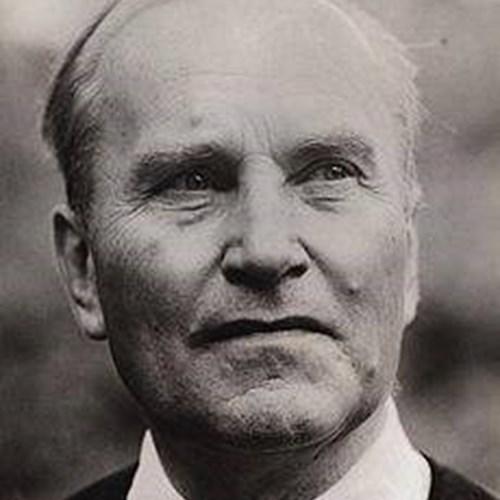 1946-1948 - Jan Patočka - jeden z prvních vyučujících fakulty