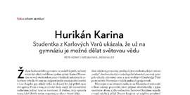 Hurricane Karina