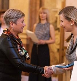 Medaile MŠMT za dlouhodobou vynikající pedagogickou činnost