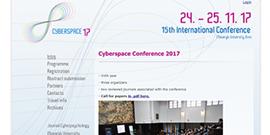 Web konference Cyberspace