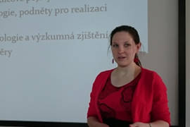 Barbora Neuwirthová: Childrens´ life with and within media