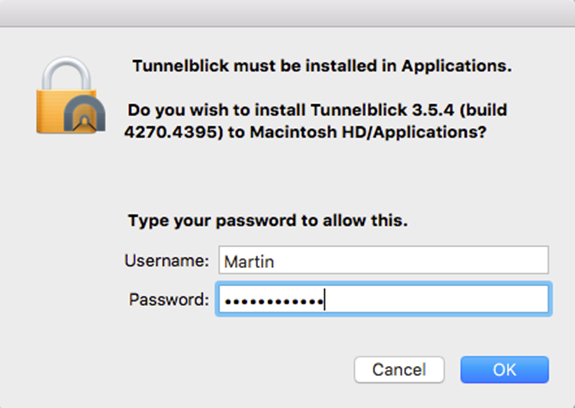 VPN Configuration for macOS   IT services at Masaryk Univesity